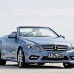 Фотографии Mercedes-Benz E-Class Cabriolet 2011