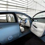 Обзор электромобиля Nissan Leaf: народный электрокар ...