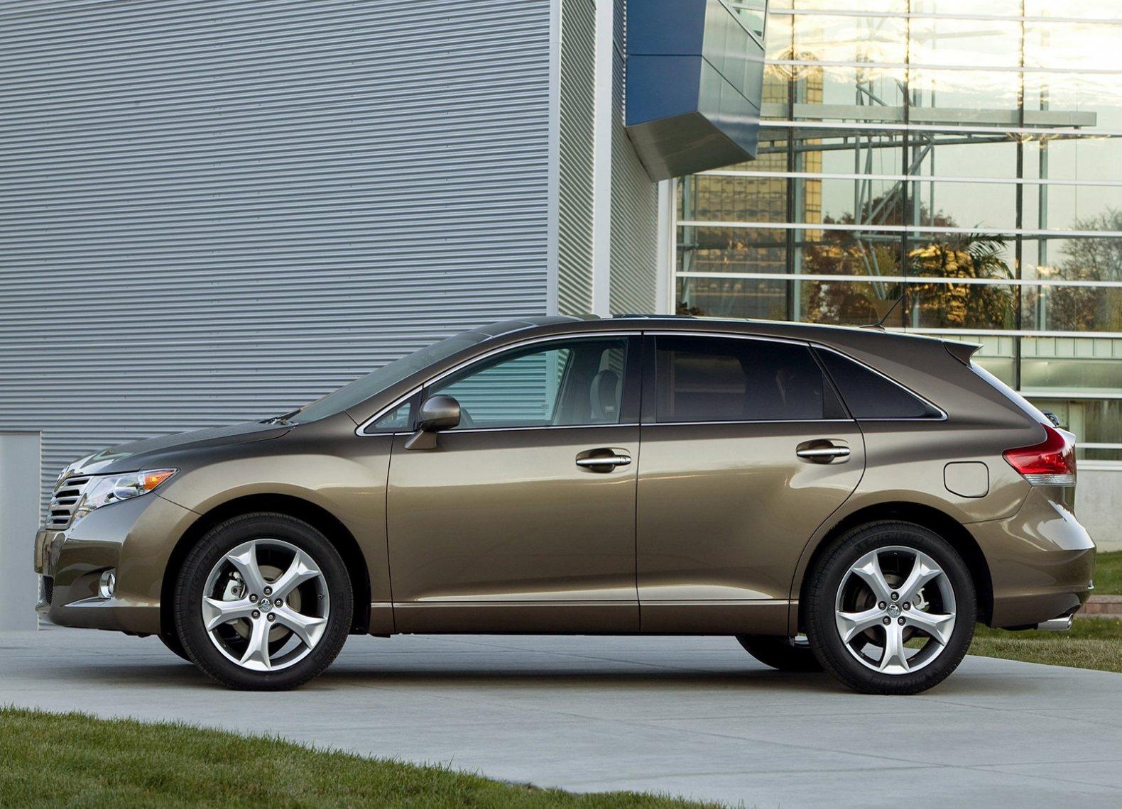 конкуренты Toyota Венза #10