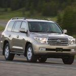 Фотографии Toyota Land Cruiser 2008