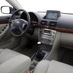 Отзывы о Toyota Avensis 2007 года, достоинства и ...