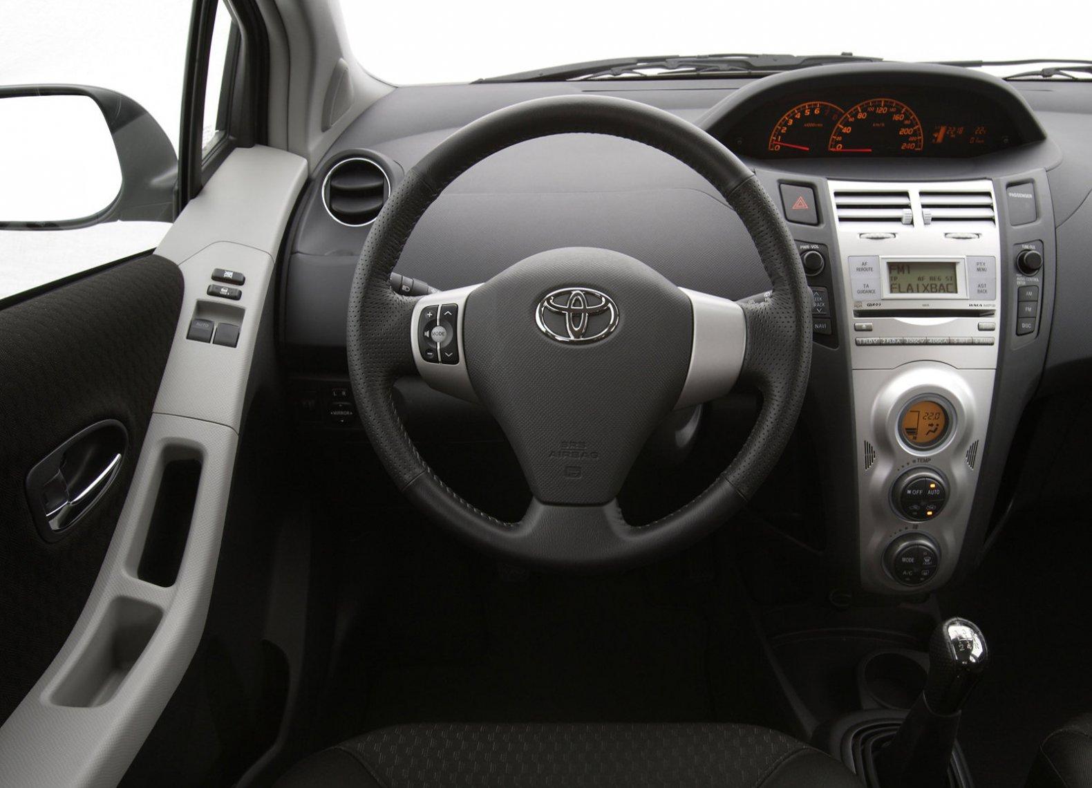 Как снять магнитолу? Тойота Ярис, Тойота Витц, Toyota ...