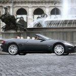 Фотографии Maserati GranCabrio 2011