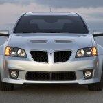 Фотографии Pontiac G8 GXP 2009