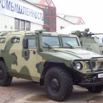 Фотографии GAZ-2330 «Tiger» 2005