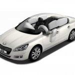 Фотографии Peugeot 508 2011