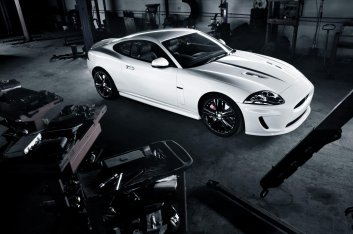 Jaguar XKR Black Pack Edition