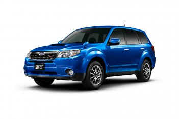 Subaru Forester tS STI Japan