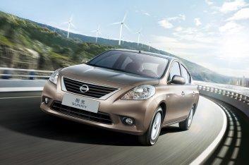 Nissan Sunny (Tiida)