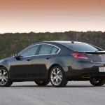 Фотографии Acura TL 2012