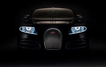 Bugatti 16 C Galibier Концепт