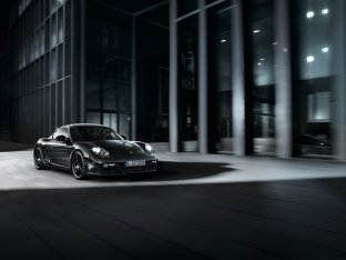 Porsche Cayman S Black Edition