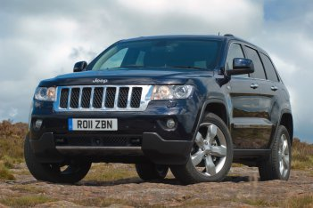 Jeep Grand Cherokee UK Version