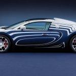 Фотографии Bugatti Veyron Grand Sport LOr Blanc 2011