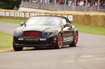 Фестиваль Скорости - Bentley Continental SuperSports Convertible