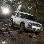 Фотографии Land Rover DC100 Concept 2012