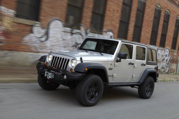 Jeep Wrangler Call of Duty MW3