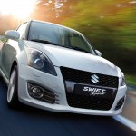 Фотографии Suzuki Swift Sport 2012