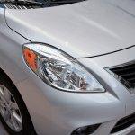 Фотографии Nissan Versa Sedan 2012