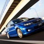Фотографии Subaru Impreza WRX STI S206 2011