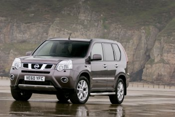 Nissan X-TRAIL Platinum edition