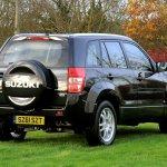 Фотографии Suzuki Grand Vitara SZ-T 2012