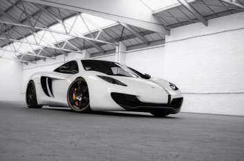 Wheelsandmore McLaren MP4-12C