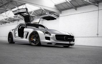 Wheelsandmore SLS AMG