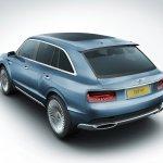 Фотографии Bentley EXP 9 F SUV Concept 2012
