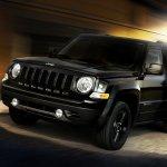 Фотографии Jeep Patriot Altitude 2012
