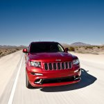 Фотографии Jeep Grand Cherokee SRT8 2012