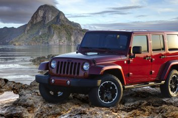 Jeep Wrangler Unlimited Altitude