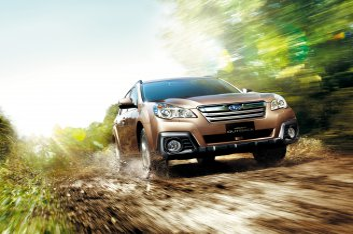 Subaru Outback 2.5i EyeSight