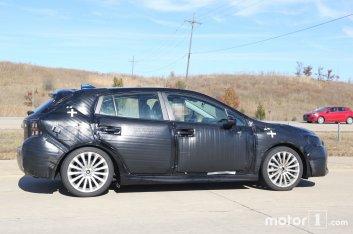 Subaru Impreza sedan and hatchback