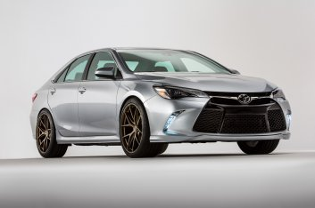 Toyota TRD Editions Camry and Corolla (SEMA)