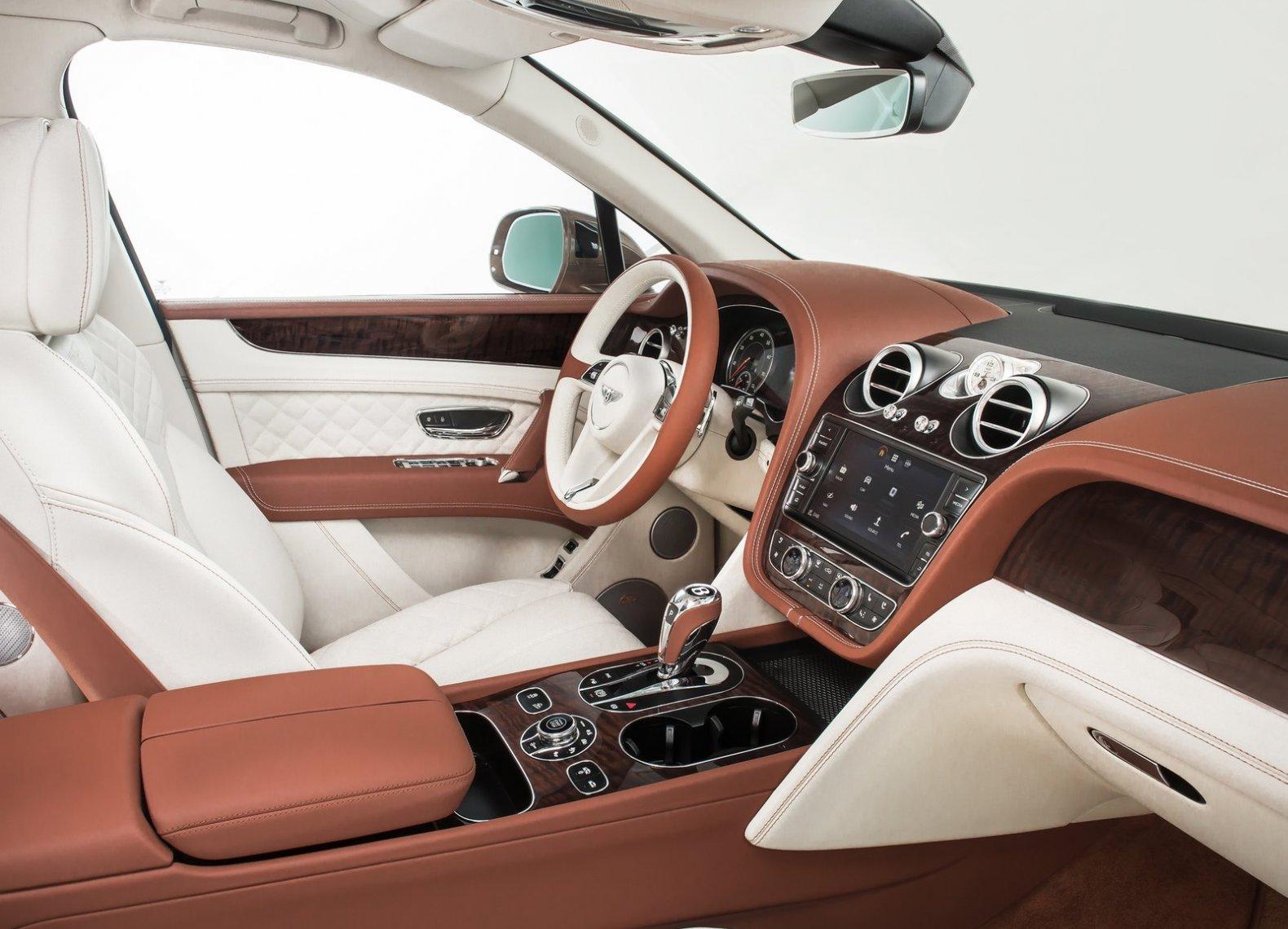 автомобиль Bentley Bentyaga car бесплатно