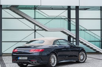 Mercedes-Benz S65 AMG Cabriolet