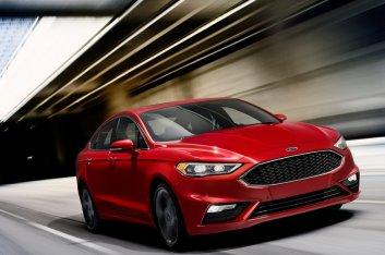 Ford Fusion V6 Sport