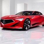 Фотографии Acura Precision Concept  2016