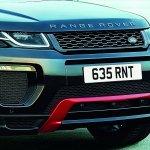 Фотографии Land Rover Range Rover Evoque Ember Edition 2017