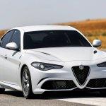 Фотографии Alfa Romeo Giulia Quadrifoglio 2016
