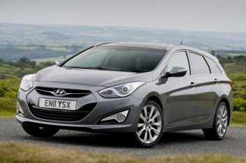 Hyundai i40 Tourer [UK]