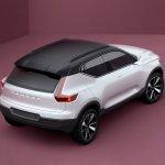Фотографии Volvo 40.1 Concept 2016