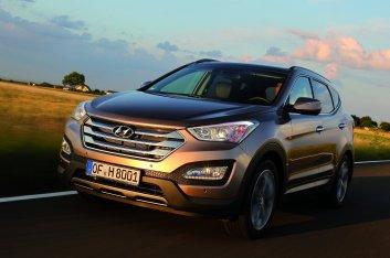 Hyundai Santa Fe [EU]