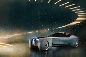Rolls-Royce 103EX Vision Next 100 Concept