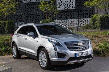 Cadillac XT5 [EU]