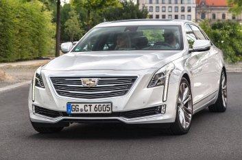 Cadillac CT6 [EU]