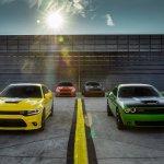Фотографии Dodge Challenger TA 2017