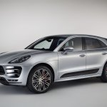 Фотографии Porsche Macan Turbo with Performance Package 2017