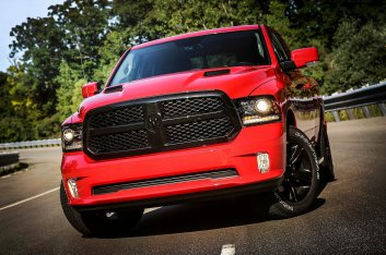 Ram 1500 Night Package